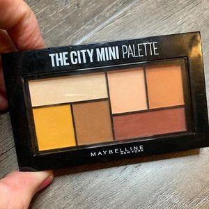 2 for $16 - Maybelline City Mini Eyeshadow Palette